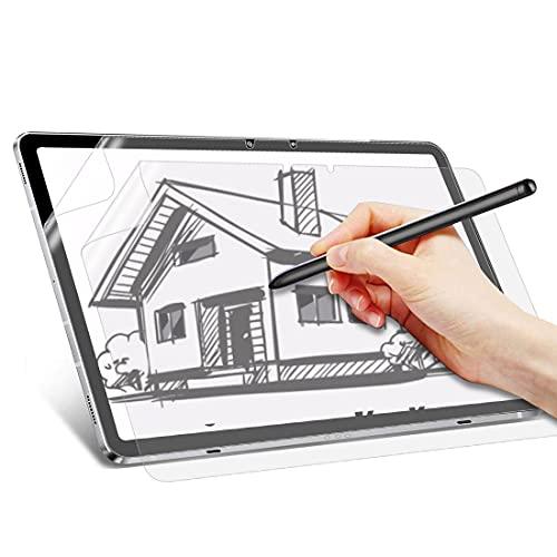 WEOFUN [2 Stück] Bildschirm Schutzfolie Kompatibel mit Samsung Galaxy Tab S7, [Kratzfest] [Matte Textur][Reibungslose Handschrift]