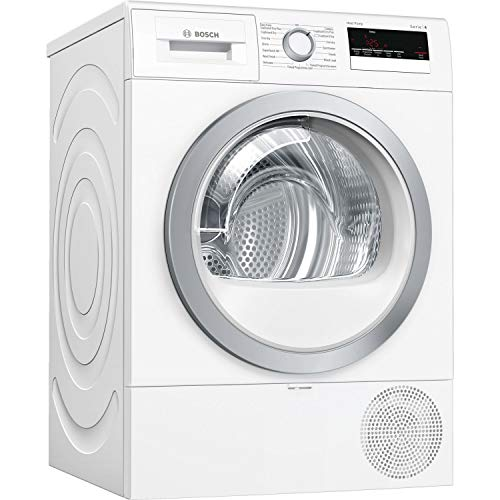 Bosch WTR85V21GB Freestanding A++ Rated Condenser Tumble Dryer - White