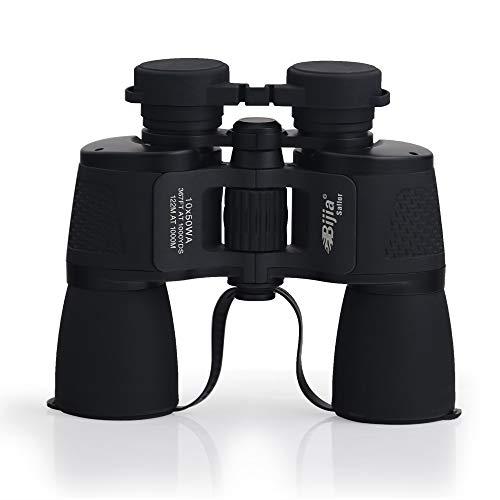 Prismáticos con zoom de 30 * 50, visión nocturna de alta definición para observación de aves, viajes de observación de estrellas, deportes, con correa de montaje en el teléfono, bolsa de transporte