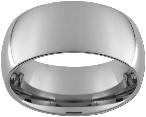 10mm Tungsten Carbide Men's Ring Large discharge sale Ha Full Wedding Jewelry Band cheap