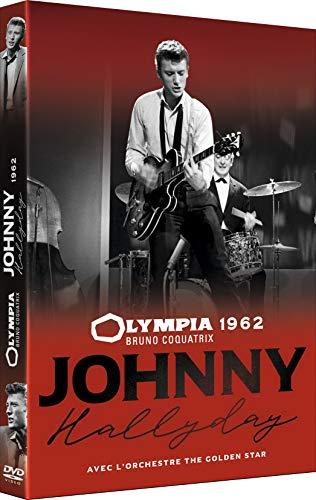Johnny Hallyday à l'Olympia Concert 1962