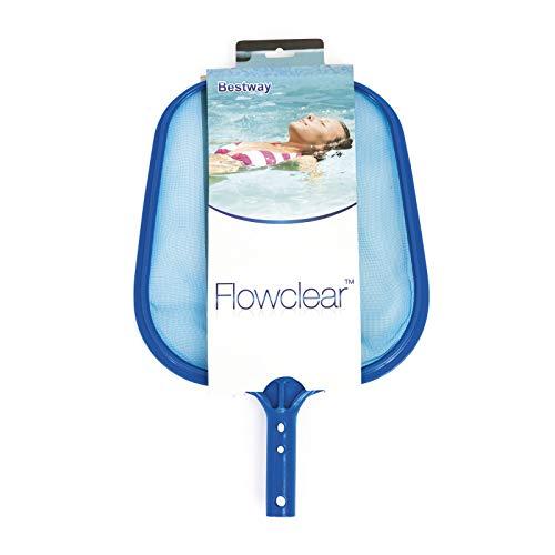 Bestway Flowclear Oberflächenkescher-Aufsatz, für Bestway Flowclear Haltestiel