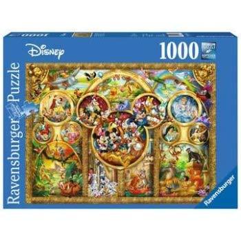 2667 ディズニー ジグソーパズル パズル 1000ピース Disney [並行輸入品]