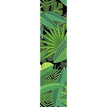 Scenolia Poster vertical d/éco WELCOME TO THE JUNGLE 60 x 240 cm D/éco murale Qualit/é HD