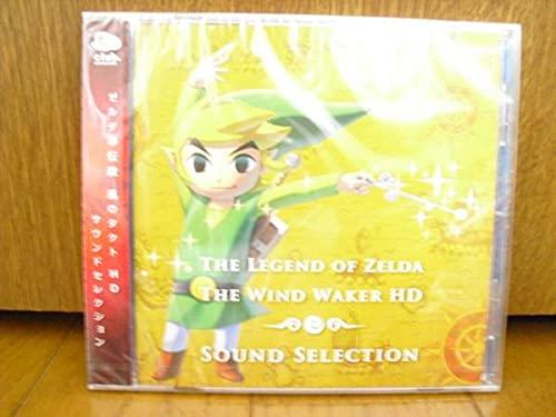 CD ゼルダの伝説 風のタクトHD ゲームミュージック