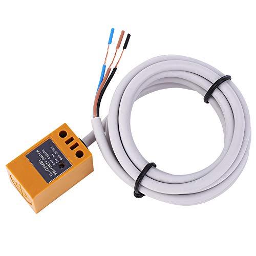 10 Stück Näherungsschalter TL-Q5MB1 5 mm induktiver Näherungsschalter-Sensor 3-Draht-PNP Normalerweise offen 6-36 VDC für Formmaschine Textilmaschinenaufzug