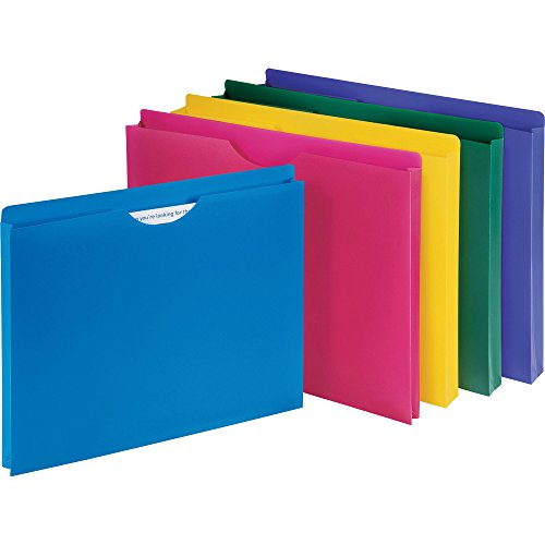 Business Source File Jacket, Assorted (44435)