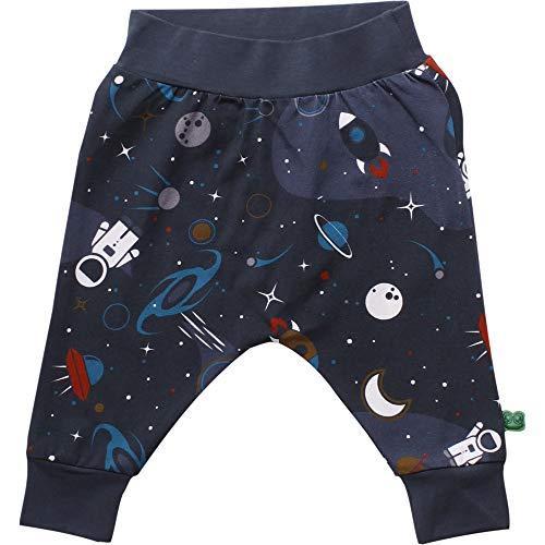 Fred'S World By Green Cotton Space Pants Pantalon, Bleu (Midnight 019411006), 95 (Taille Fabricant: 80) Bébé garçon