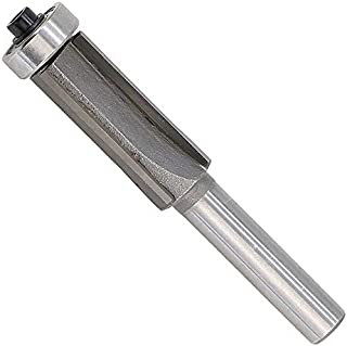 Doolland 8 mm skaft av hög kvalitet träbearbetning fräs trimning kniv kant trimmer 4 blad trä router bit