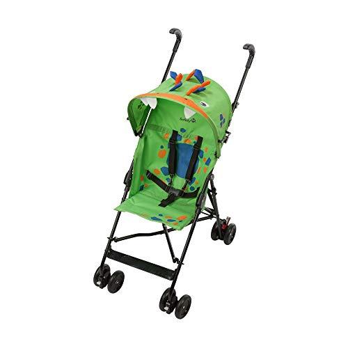 Safety 1st Buggy, Crazy Peps mit Lustigem Sonnenverdeck, Kompakter und Wendiger Kinderwagen, Ideal für Unterwegs, Nutzbar ab ca. 6 Monate - Bis max. 15 kg, Spike