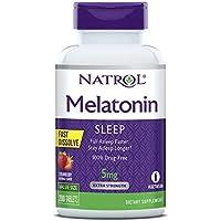 200-Count Natrol Melatonin 5mg Fast Dissolve Tablets (Strawberry)