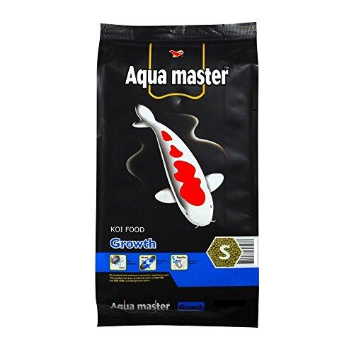 Aqua Master Growth Fish Food, 22-Pound/Bag, Small