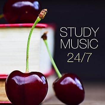 Beautiful Relaxing Music 24/7: Study Music