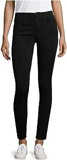 Almost Famous Juniors Plus Size Super Comfy Original Fit Mid Rise Stretchy Jeggings, Black