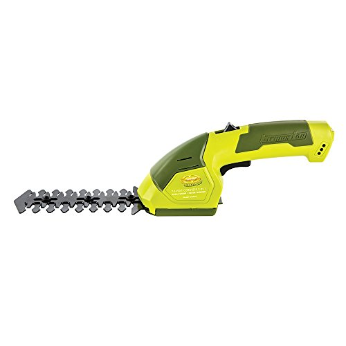 Snow Joe HJ604C 7.2 V 2-in-1 Cordless Grass Shear + Hedger