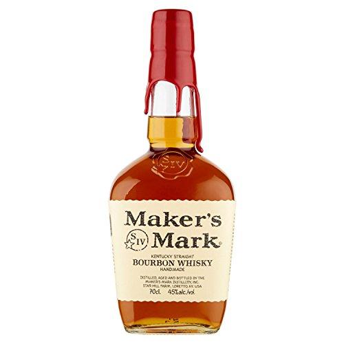 Maker's Mark, Kentucky Straight Bourbon Whisky - bottiglia in vetro da 700ml