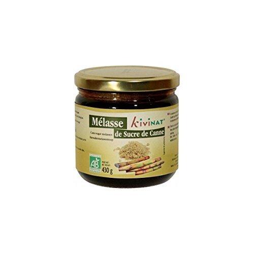 Kivinat - Mélasse de sucre de canne - 430g
