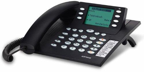 Elmeg CS410-U schnurgebundenes System-Telefon schwarz