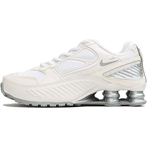 Nike Womens BQ9001-003_41 Sneaker, White, EU