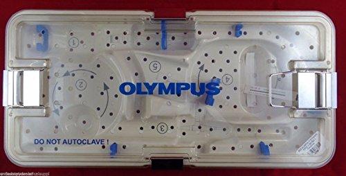 OLYMPUS CYSTOSCOPE STERILIZATION TRAY # 2821502 1