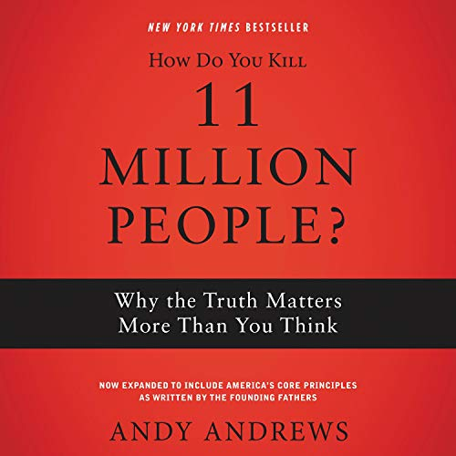 How Do You Kill 11 Million People? (Updated and Expanded) audiobook cover art