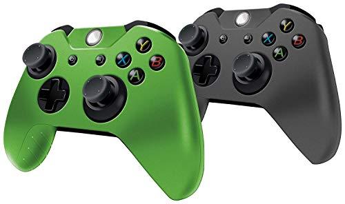 DreamGEAR DGXB1-6625 Protectoras Comfort Grip para Xbox One, Cable de Carga, Paquete de 2
