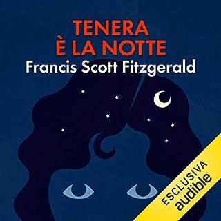 Tenera è la notte audiobook cover art