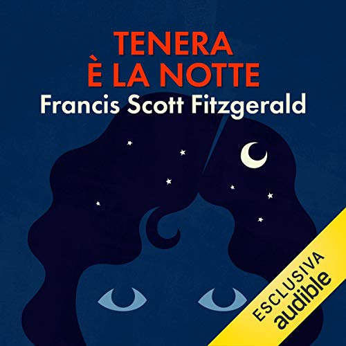 Tenera è la notte audiobook cover art