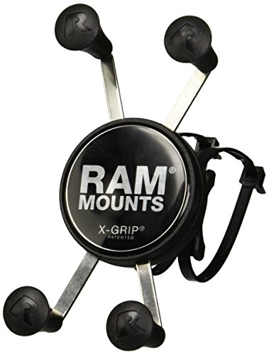 RAM Mount RAP-274-1-UN7U - Soporte (Teléfono móvil/smartphone, Reproductor de MP3, Bicicleta, Negro,...