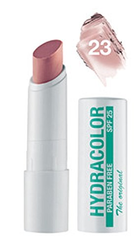 Hydracolor 23 Rose Lippenstift mit SPF 25, Lippenpflege-Stift