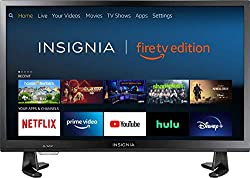 Image of Insignia NS-24DF310NA19 24-inch 720p HD Smart LED TV- Fire TV Edition: Bestviewsreviews