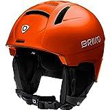 Briko Canyon Matte Orange FL Black