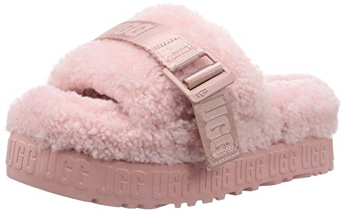 UGG Fluffita Slipper, Pink Cloud, Size 9