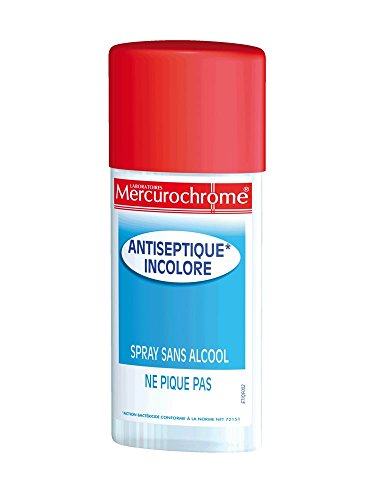 Spray Antiseptique Incolore - 100ml