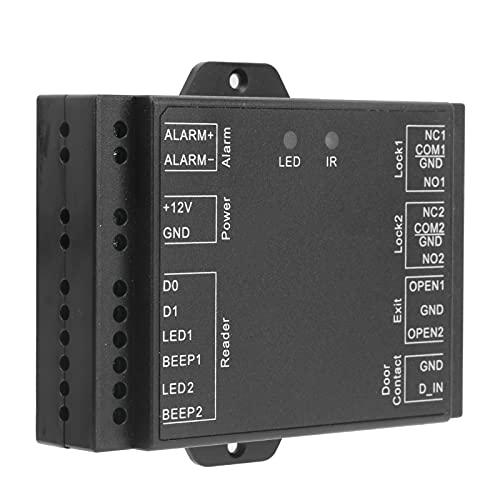 Mini WIFI Controlador de acceso a la placa de control de relé dual para Wiegand 26-37 Controlador de interruptor remoto de doble canal Soporte APLICACIÓN Control remoto Modos de acceso múltiple