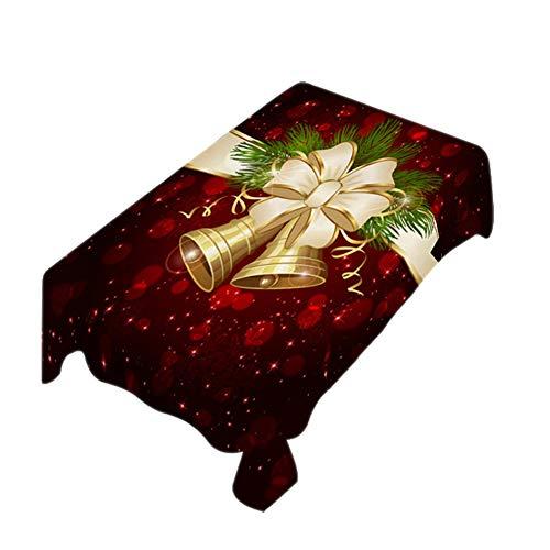 Manteles De Navidad Antimanchas  Marca Chytaii