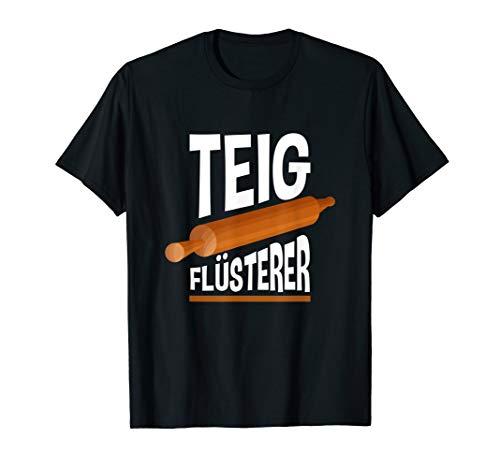 Bäcker Konditor Backen Bäckerei Backwaren Gebäck Geschenk T-Shirt