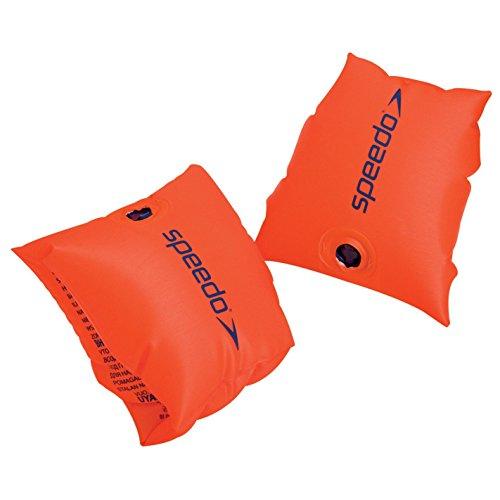 SPEEDO Sea Squad Pool Kids Baby Schwimmflügel, Orange Orange orange 0-2 Years