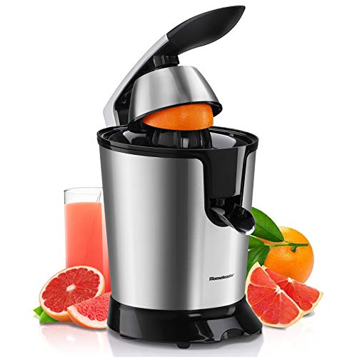 Homeleader Electric Citrus Juicer, Orange Juice Squeezer with Double Reamers,...