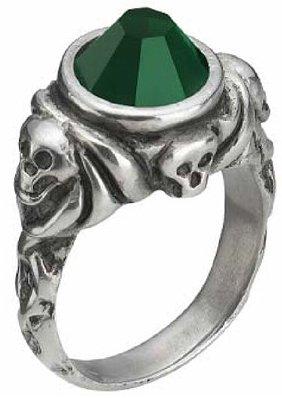 Anillo de piratas del caribe - Dead Man's Chest - Réplica anillo Jack Sparrow Ring