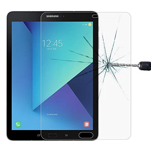 DACHENGJIN Boutique Accessories 0.3mm 9H Full Screen Tempered Glass Film for Galaxy Tab S3 9.7 / T820 (Color : Color1)