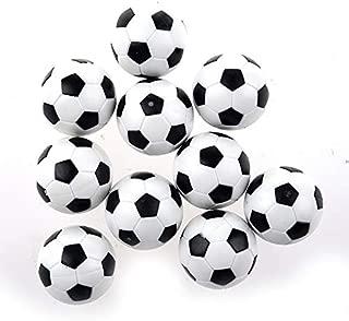 Professional 10pcs 32mm Plastic Soccer Table Foosball Ball Football, Soccer Table - Table Top, Argos Football Table, Table Balls, Kids Table, Mini Table, Soccer Tables, Table Top Foos Ball