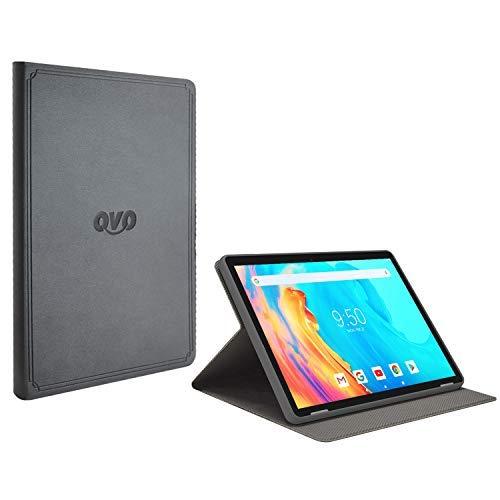 HAOQIN TH10 Tablet Custodia Adatta per H10 Android Tablet Grigia