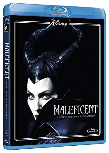 Locandina Maleficent Special Pack (Blu-Ray)