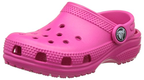 Crocs Classic Clog Kids Roomy fit Zuecos Unisex niños
