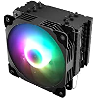 Vetroo V5 CPU Air Cooler with 5 Heat Pipes 120mm PWM Processor Fan