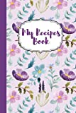 Blank recipes Book For Your Favorites Recipes: Awesome Notebook For Writhing Recipes with 100 pages,blank;Baking Recipes book;Sea Food recipes;Pastry ... and healthy Recipes Cooking Book