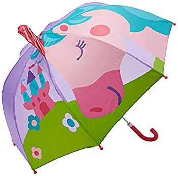 Stephen Joseph Kids  Little Girls Pop Up Umbrella Unicorn
