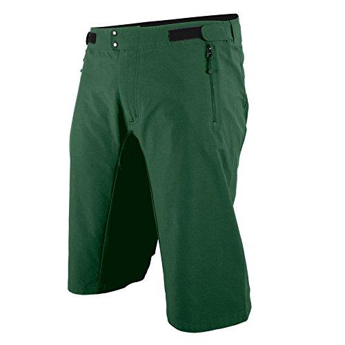 POC Resistance Enduro Light Pantalones Cortos Ciclismo, Hombre, Verde (Harf Green), XXL