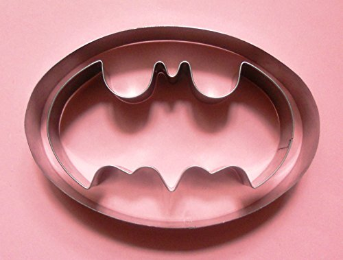 FAK Batman Logo Comics Teig Cookie Cutter Metall Edelstahl Set